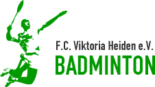 Badminton &#8211; F.C. Viktoria Heiden e.V.