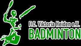 Badminton – F.C. Viktoria Heiden e.V.